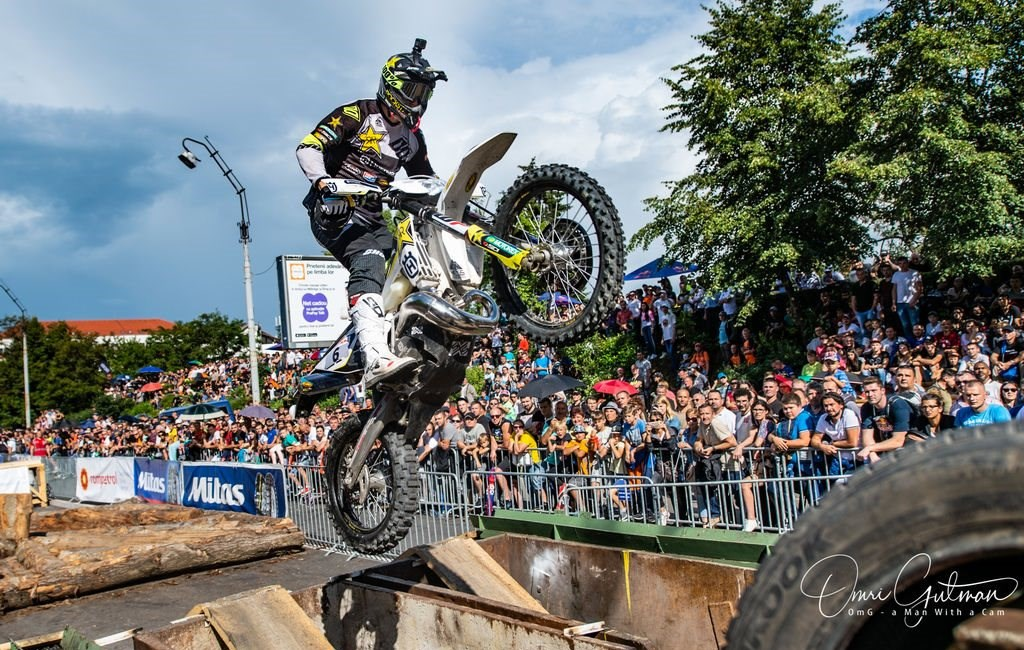 Red Bull Romaniacs 2018: Prolog