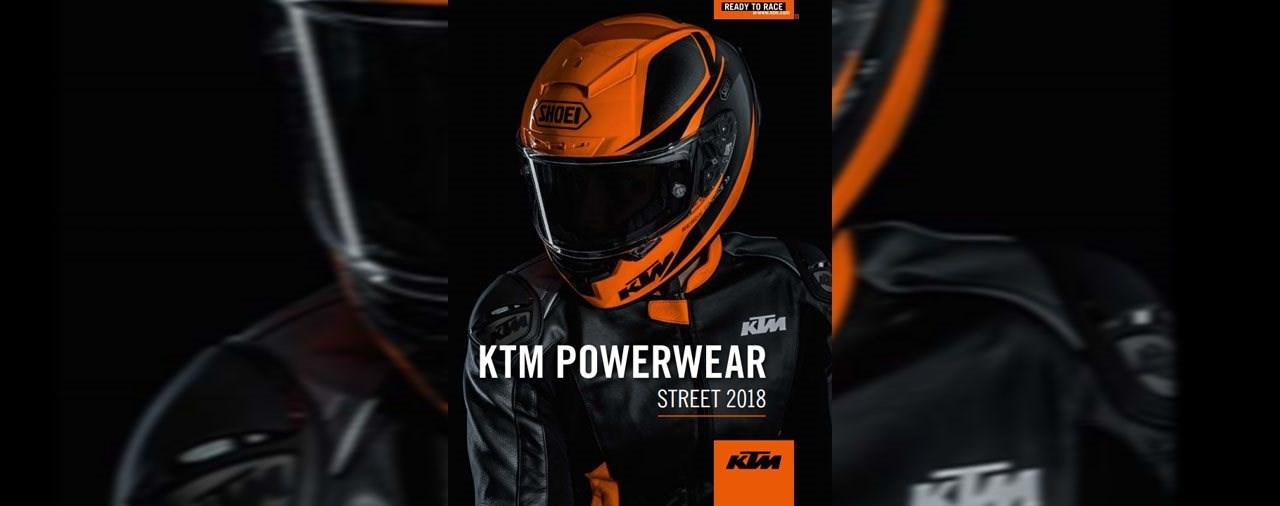 KTM POWERWEAR: DRESSED FOR ADVENTURE