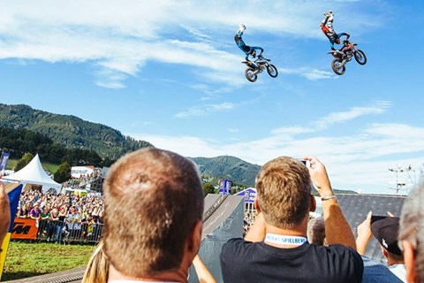 Spielberg vereint MotoGP-Action und Entertainment an einem Ort