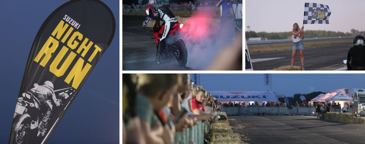 Suzuki Night Run Neuhardenberg 2018