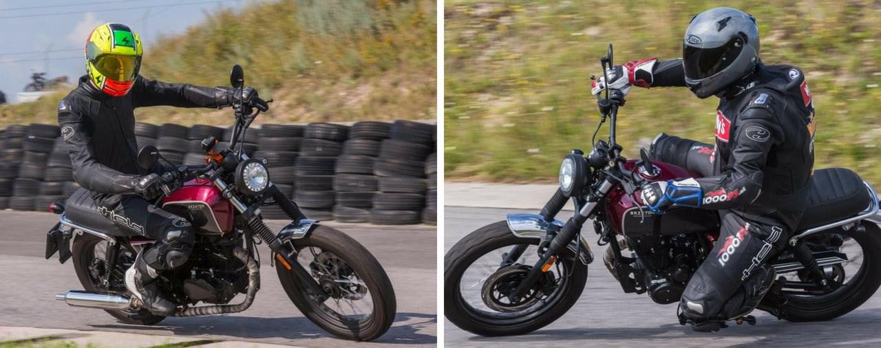 125er Vergleich: Brixton BX 125 Test