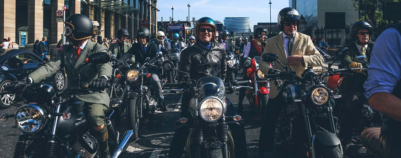 """Distinguished Gentleman's Ride 2018"""