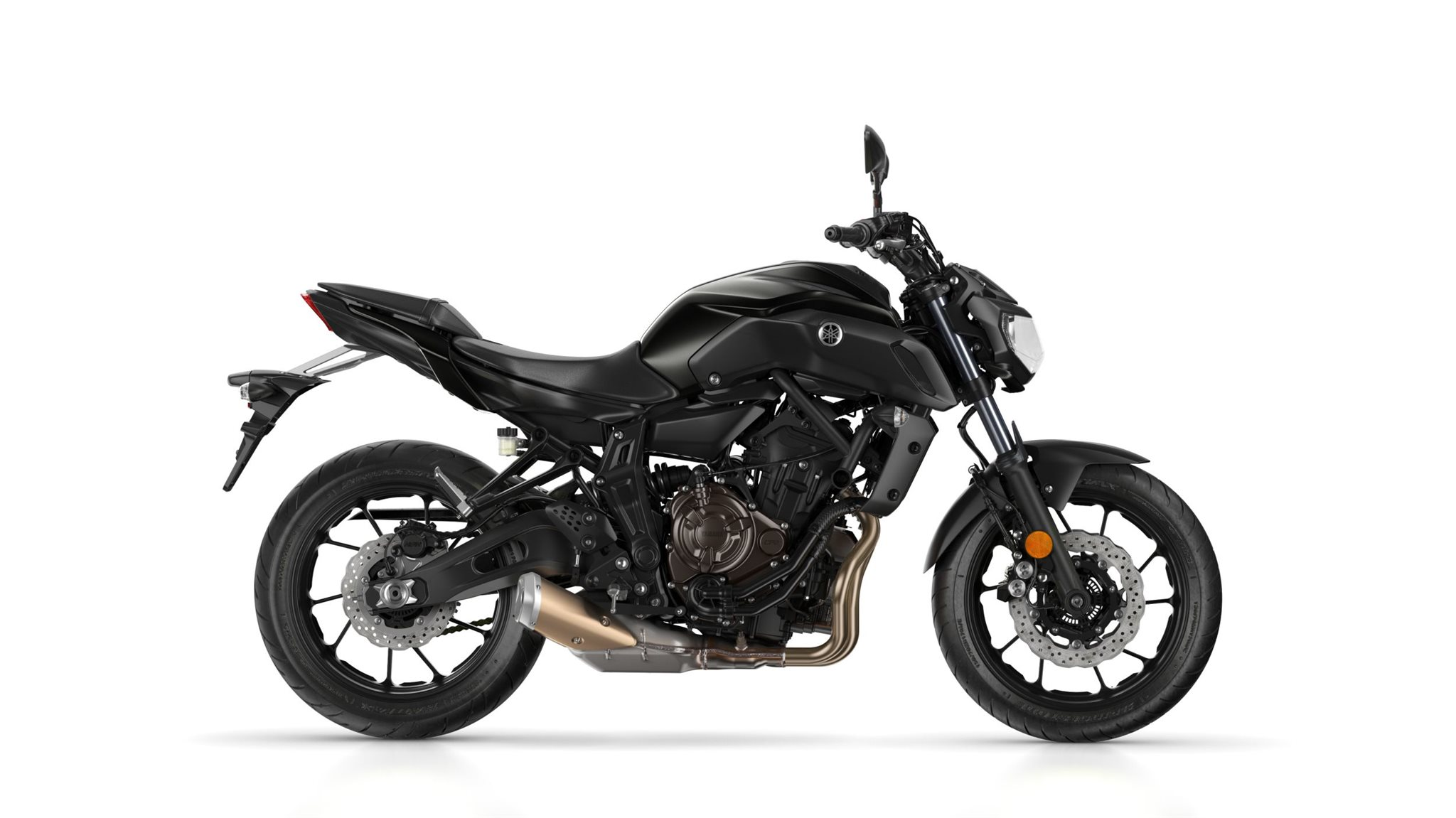 Yamaha MT-07 Highbike 2018