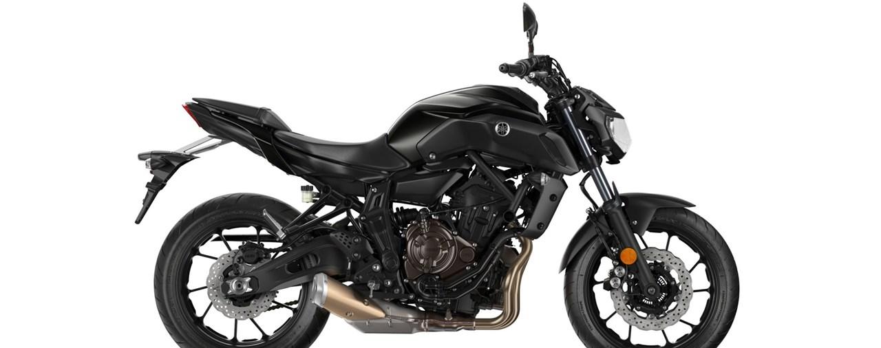 Yamaha MT-07 Highbike 2018