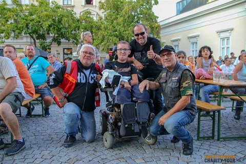 Harley-Davidson Charity-Tour 2018