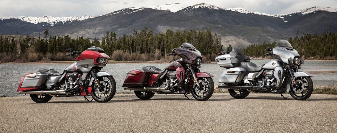 Harley-Davidson CVO Modelle 2019