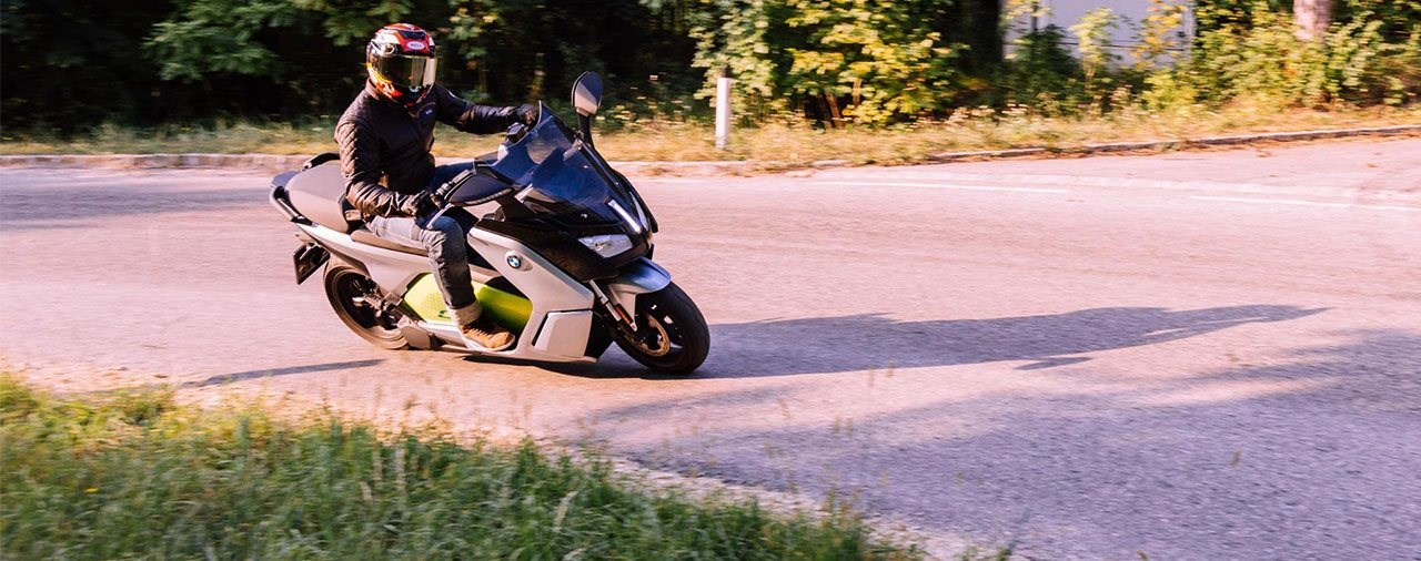 BMW C evolution Long Range Test