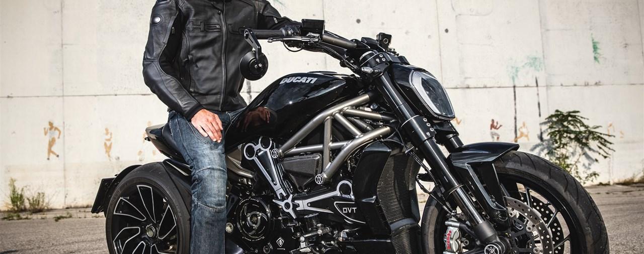 CNC Racing Parts für die Ducati XDiavel im Test