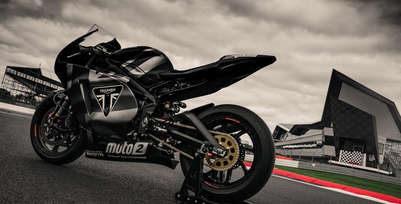 Triumph Moto2 Motor 2019