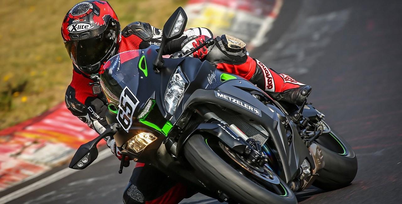 Nordschleife mit dem Motorrad