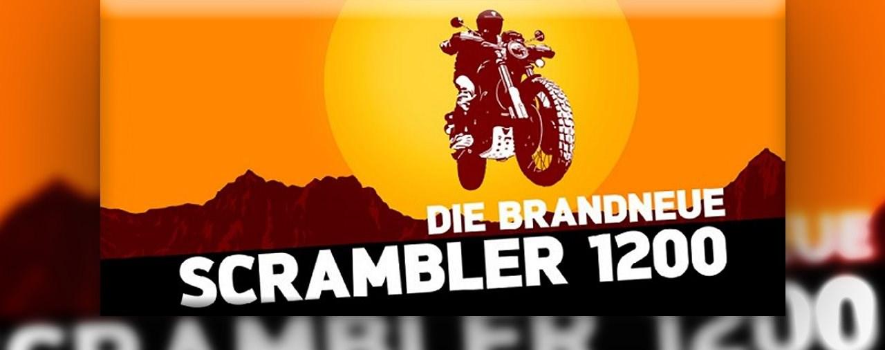 Triumph präsentiert im Oktober 2018 die neue Scrambler 1200