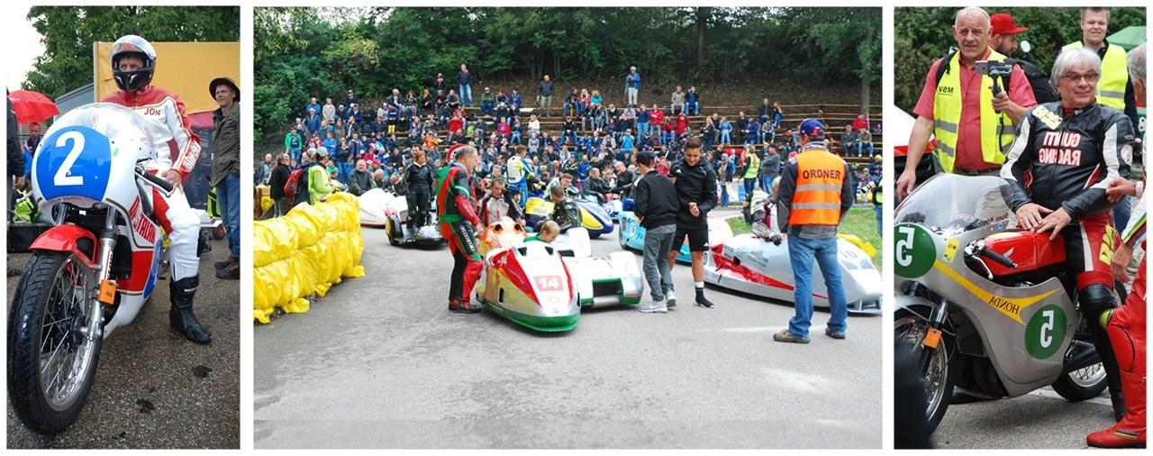 11. Int. Oldtimer Grand Prix 2018 in Schwanenstadt 1. u. 2. Sept.