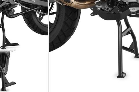 Neuer Ständer für die BMW G 310 GS