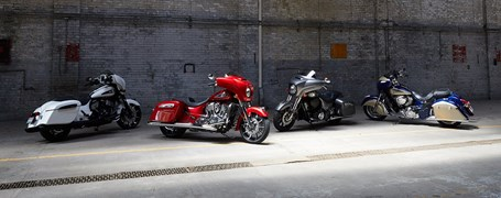 Indian Chieftain Modellreihe 2019