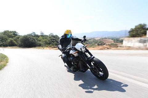 Harley-Davidson FXDR 114 2019 – erster Test!