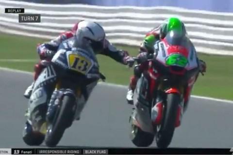 Forward Racing Team trennt sich von Romano Fenati