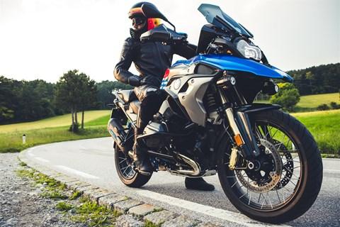 Ilmberger Carbonparts für die BMW R 1200 GS