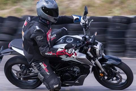 125er Vergleich: Honda CB 125 R Test