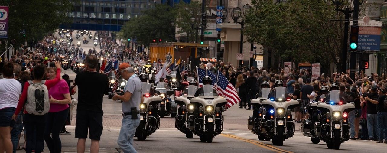 Harley Davidson feiert seinen 115. Geburtstag