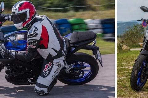 125er Vergleich: Yamaha MT-125 Test