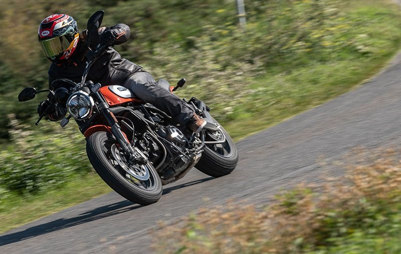 Ducati Scrambler Icon 2019 Test