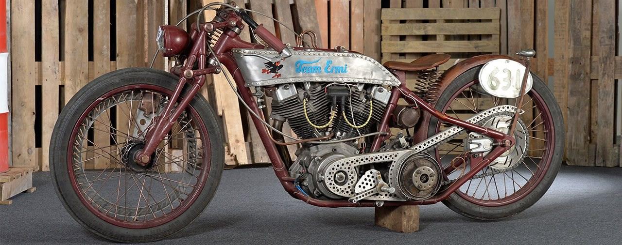 Hungarian Style - Harley Custom Bike
