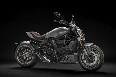 Ducati XDiavel - neue Farbe für 2019
