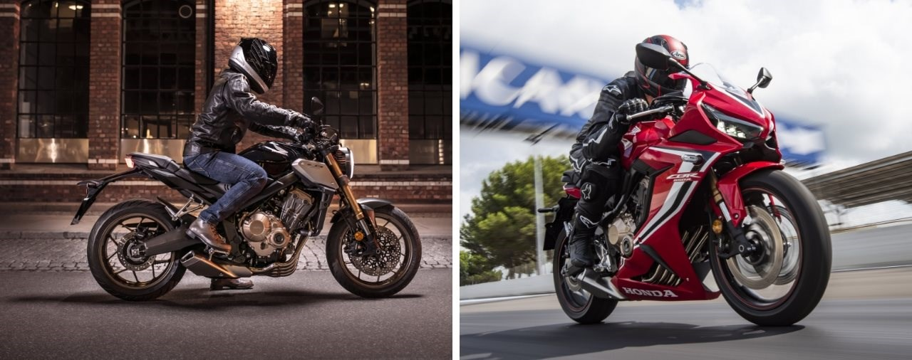 Honda Motorrad Neuheiten 2019