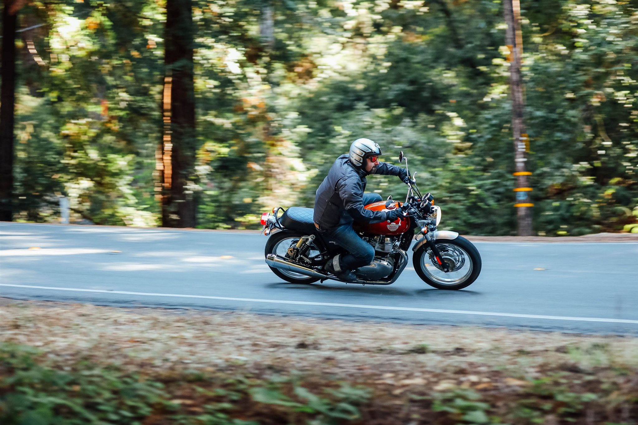 Royal Enfield Continental GT 650 und Interceptor 650 Test 2019