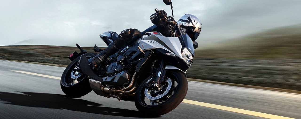 Suzuki Motorrad Neuheiten 2019