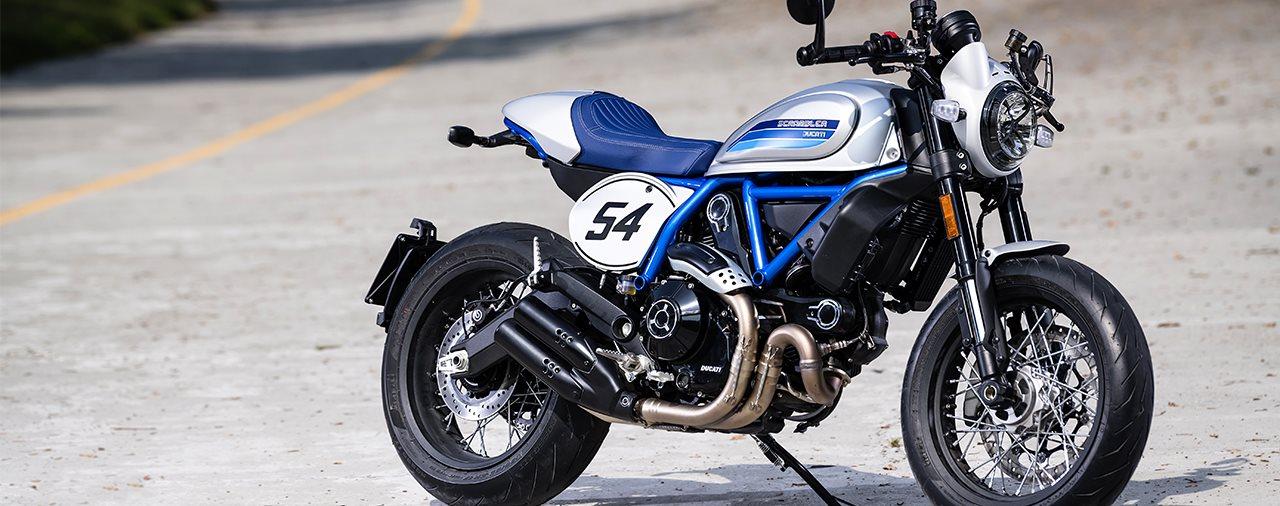Ducati Scrambler Cafe Racer 2019 Modellnews