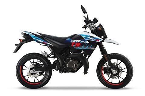 KSR MOTO TR 50 SM und TR 50 X