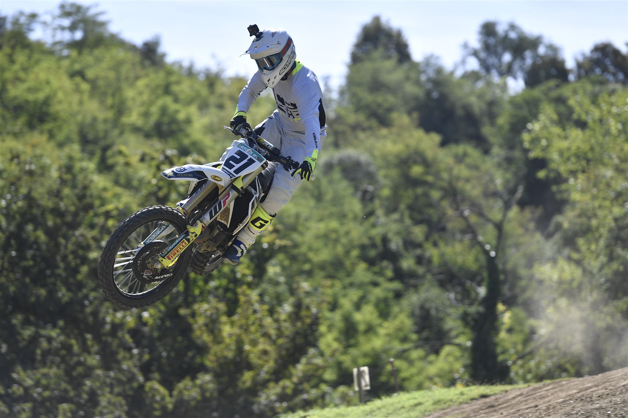 Husqvarna MX Factory Test
