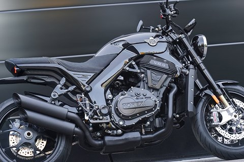 Horex VR6 RAW 2019