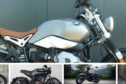 Top 5: Scrambler Motorräder im Vergleich
