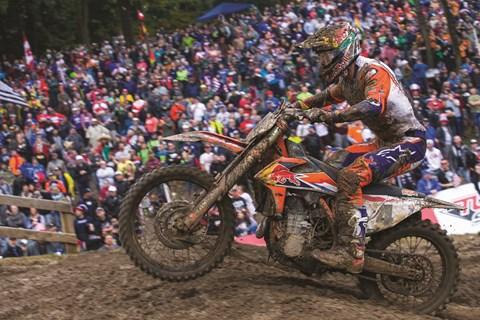 KTM dominiert beim 72. Motocross der Nationen