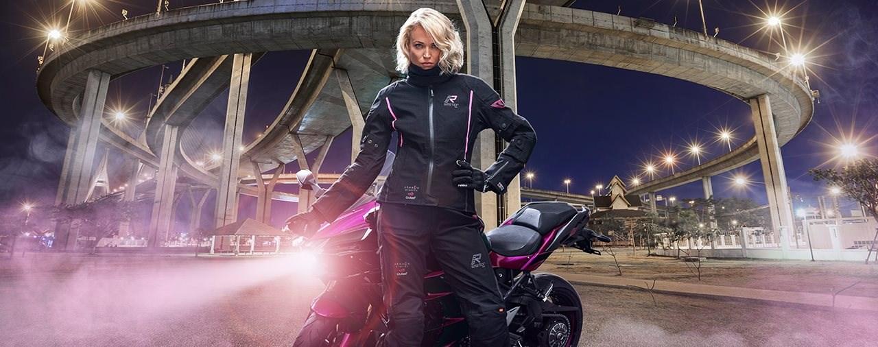 Rukka Spektria: das neue Topmodell für Damen