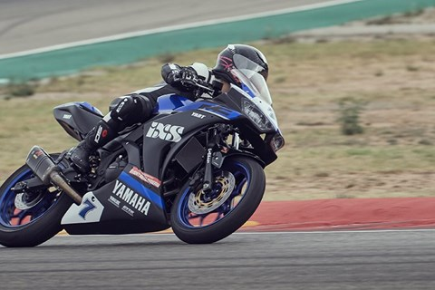 Yamaha R3 Cup Edition Test