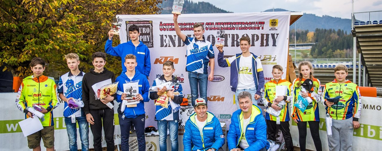 Internationale Team- und IBI Kids- Trophy am Spielberg