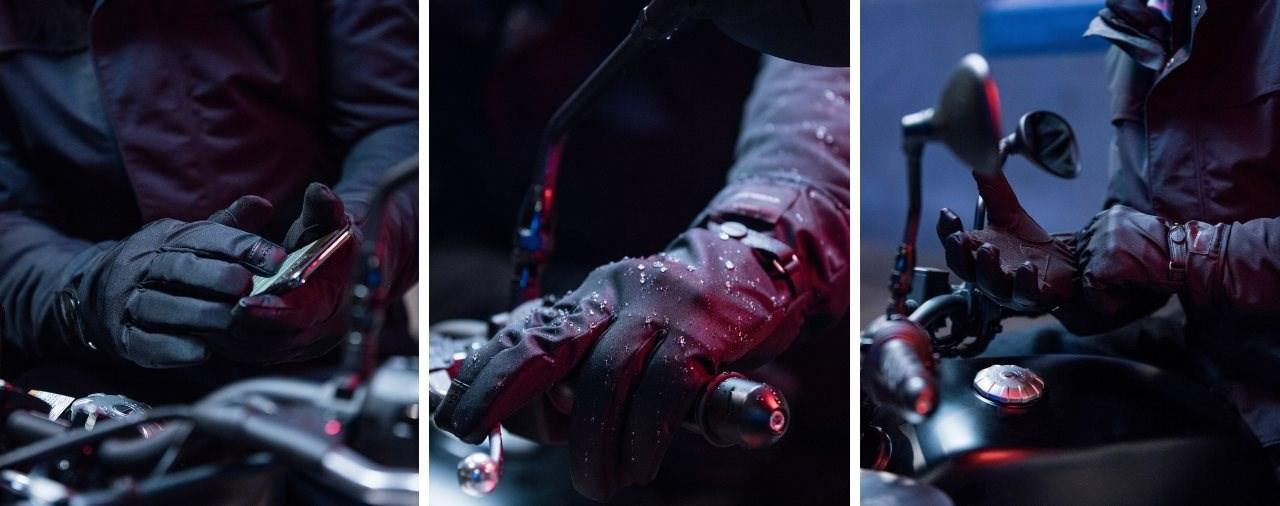 SPIDI Metroglove Handschuhe