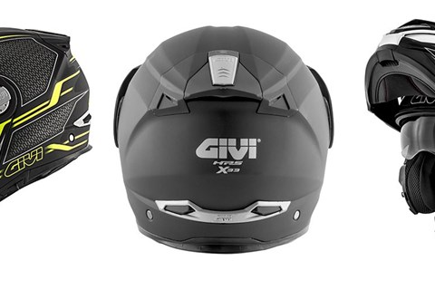 GIVI Helm X.33 CANYON
