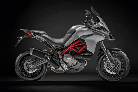 Ducati Multistrada 950 / Multistrada 950 S 2019