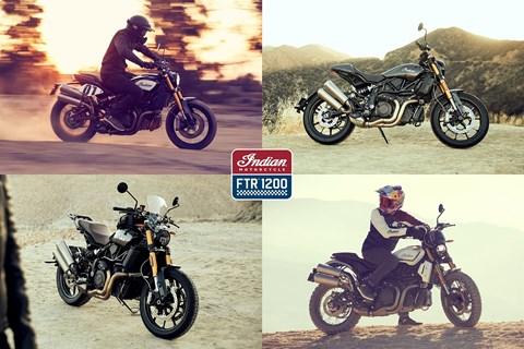 Indian FTR 1200 Style-Kollektionen 2019