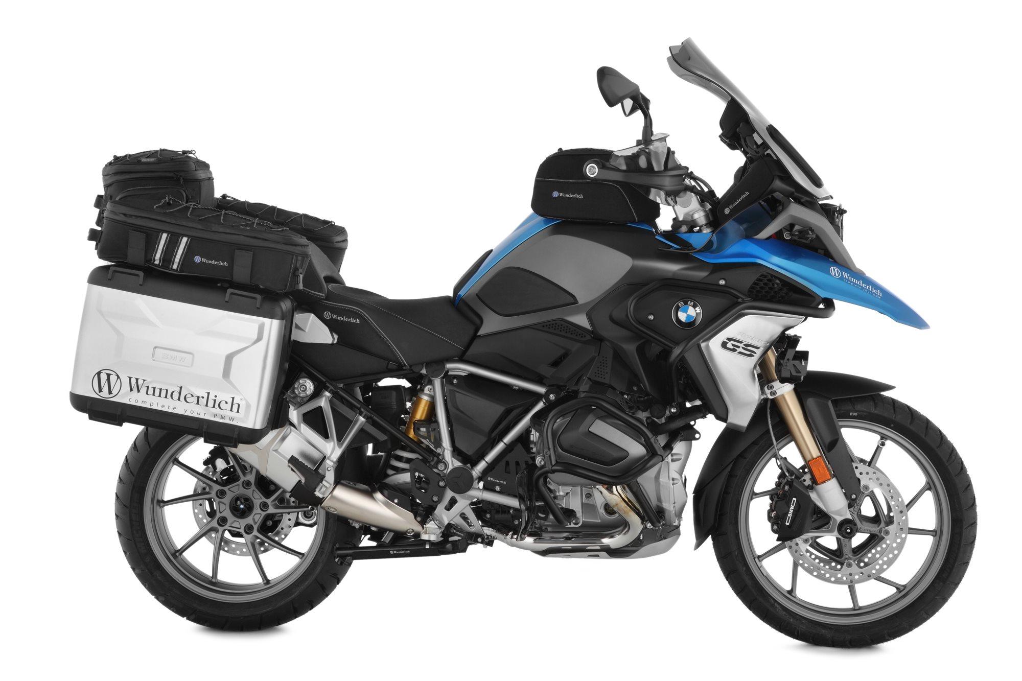 Wunderlich Zubehör für die BMW R 9 GS