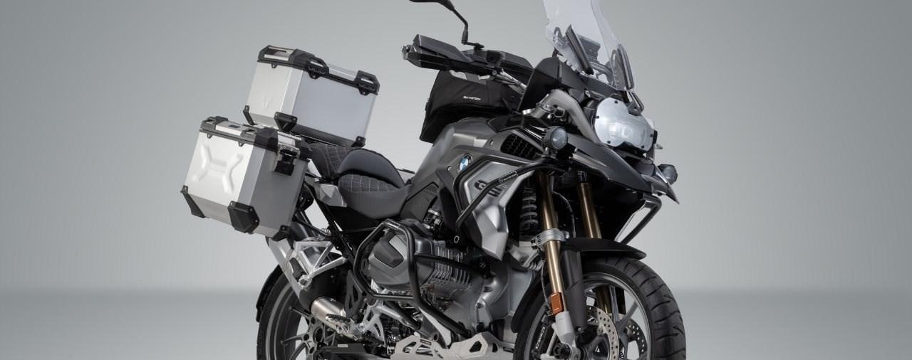 Neues SW-MOTECH Zubehör für die BMW R 1250 GS