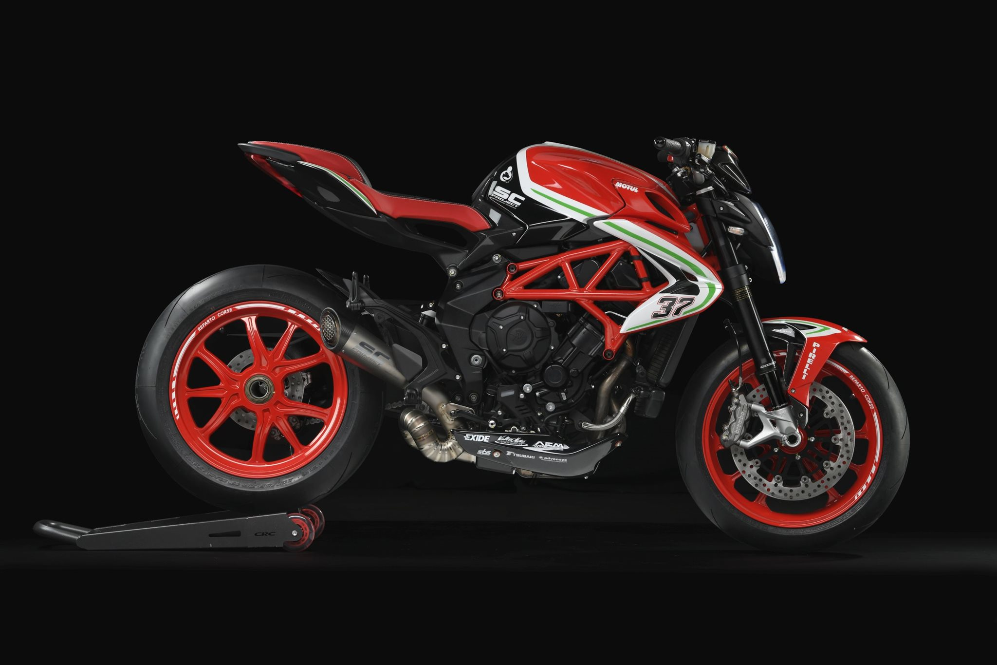 2019 MV Agusta Brutale 800 RC Guide • Total Motorcycle