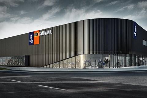 Modernster Motorrad-Flagshipstore Österreichs eröffnet in Wels