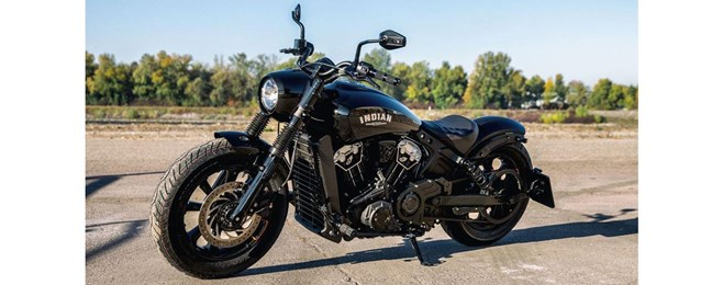 """Smart Customizing"" für die Indian Scout Bobber"