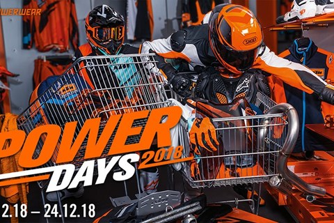 KTM POWER DAYS 2018