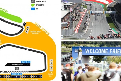 MotoGP Tickets Red Bull Ring 2019